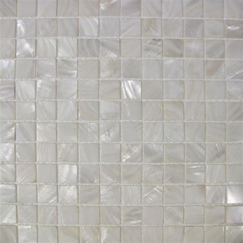 pearl tiles bathroom mother of pearl tile mosaic square 1 inch freshwater white