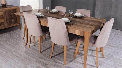 yemek masasi 箘nfinity retro yemek masas箟 sandalye berke mobilya