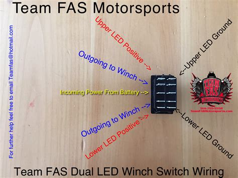 led light bar wiring diagram rzr efcaviation