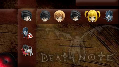 theme psp death note death note psp theme by evilthecat on deviantart