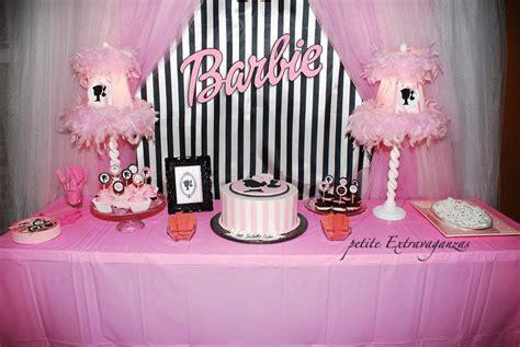 Vintage Barbie Birthday Party Ideas   Photo 1 of 11