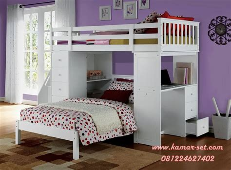 Tempat Tidur Satu Set Minimalis