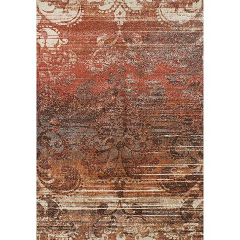 10 X10 Rug by Dalyn Lavita Paprika 7 10 Quot X10 7 Quot Rug Boulevard Home
