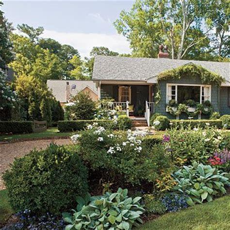 Southern Living Front Yard Landscape Ideas Southern Garden Ideas