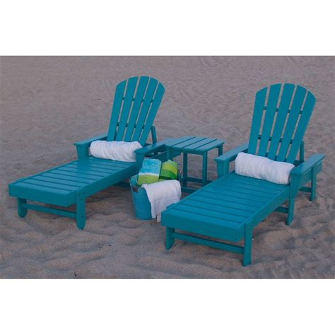 Polywood 174 South Beach Chaise Sbc76 Outdoor Furniture Usa