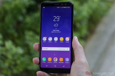 Samsung A8 Series 2018 samsung galaxy a8 2018 series launched in malaysia