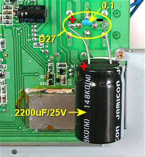 broadband bypass capacitor monitor radio modifications dx 394 power supply mods
