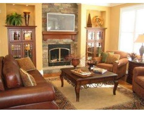 mount flat screen above fireplace family room