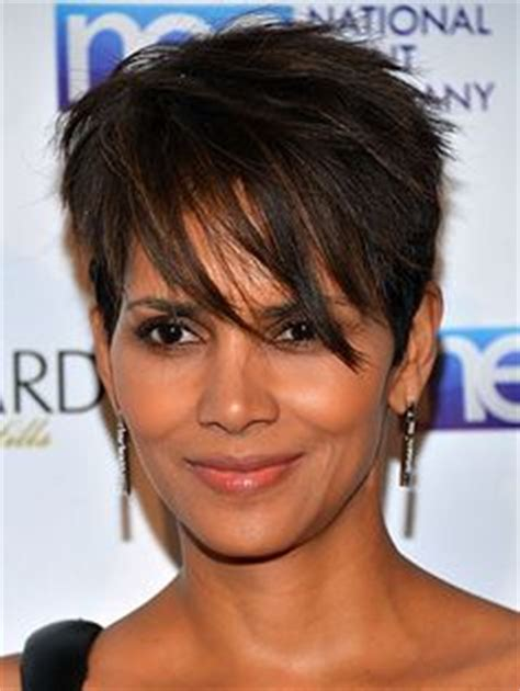 redbook hairstyles halle berry style on pinterest halle berry halle berry