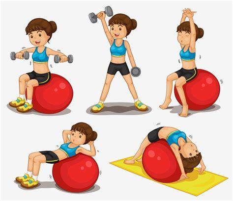 imagenes minions haciendo ejercicio personas haciendo ejercicio animadas buscar con google