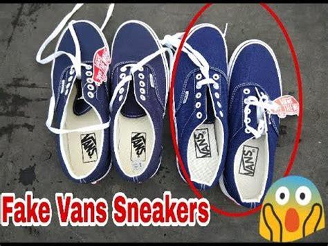 Vans Era Replika how to spot vans sneakers real vans era vs