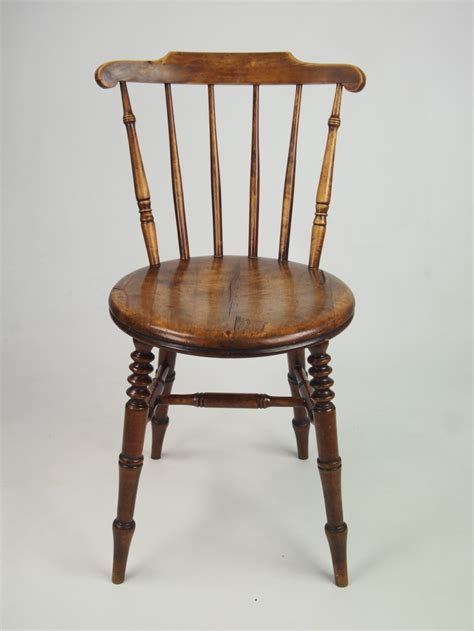 Antique Kitchen Chairs by Set 4 Antique Pine Kitchen Chairs 267710