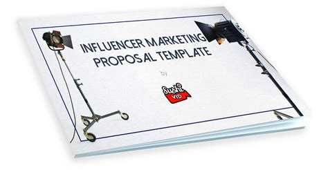 Proposal Template Influencer Marketing Platform Malaysia Indonesia Singapore Influencer Marketing Template