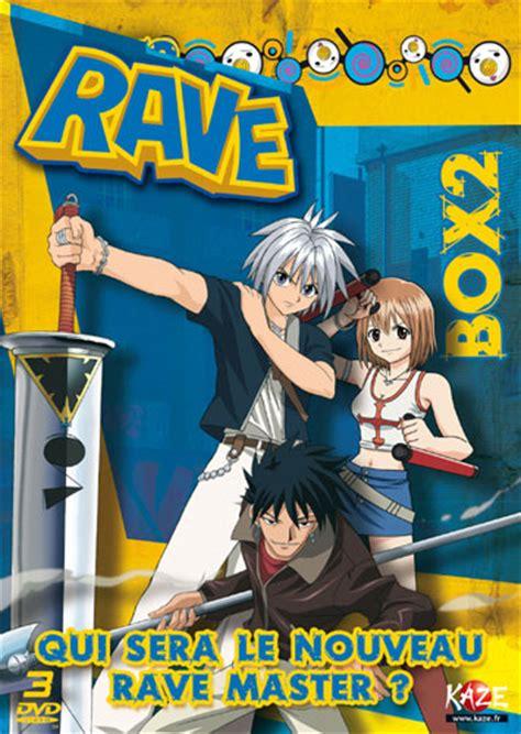 anime expo rave 2018 dvd rave master vol 2 anime dvd manga news