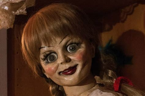 x files haunted doll what it s like to meet annabelle the real haunted