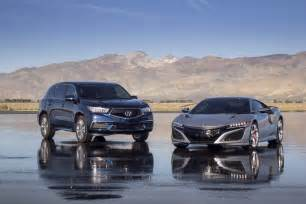 Acura Mdx Starting Price New 2017 Acura Mdx Sport Hybrid Has 321hp And A 51 960