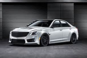 Kits For Cadillac Cts 1000hp 2016 Cadillac Cts V Hennessey Kit Announced