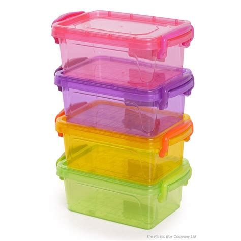 storage containers small small plastic storage sterilite 18038612 flip top clear