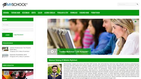 Source Code Website Profil Sekolah Dengan Php Mysql source code website sekolah dilengkapi ppdb psb