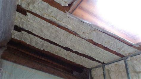 isolamento soffitto interno isolare tetto dall interno idee per la casa