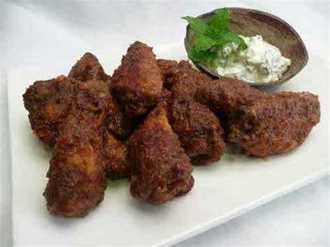 oven baked masala chicken wings recipe video by show me the curry indian recipe cooking videos