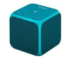 pretty bluetooth speakers pump up the volume with these colorful sony srs x11 and