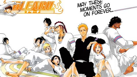 Kaos Anime The Last Stand 1 ichigo kurosaki s last stand happy ending in the chapter of simpleforus