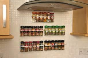 Small Wall Spice Rack Wall Mounted Spice Rack The Shoppers Guide