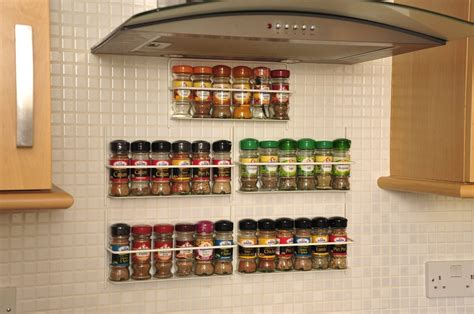 Wall Spice Rack Ideas wall mounted spice rack the shoppers guide
