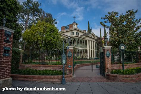 Disneyland Haunted House by Davelandblog April At Disneyland The Haunted Mansion