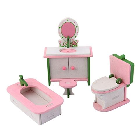 cheap dolls house furniture sets magideal jpa15017487 magideal wooden dolls house furniture set dollhouse miniatures