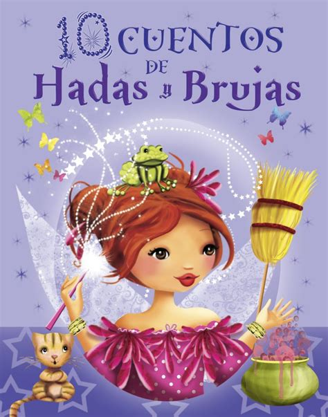 libro cuentos de hadas de 10 cuentos de hadas y brujas