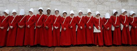 The Handmades Tale - the handmaid s tale a warning about patriarchy and power