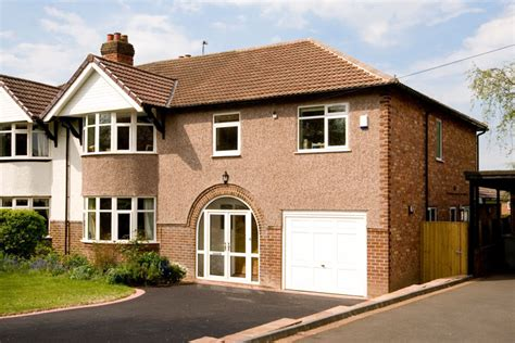 side extensions to houses semi detached house in timperley two storey side extension single storey extension