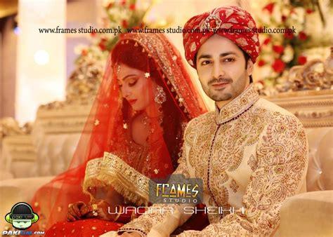Wedding Song Barat by Ayeza Khan And Taimoor S Baraat Wedding Pictures