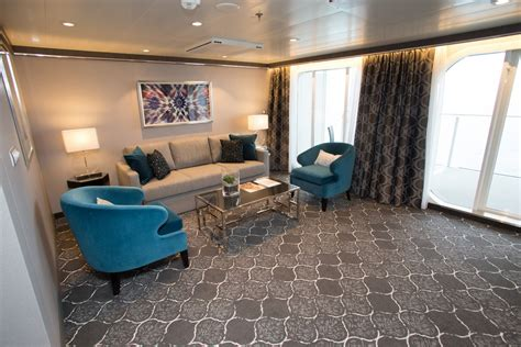 two bedroom aquatheater suite with balcony on harmony of photos harmony of the seas staterooms royal caribbean blog