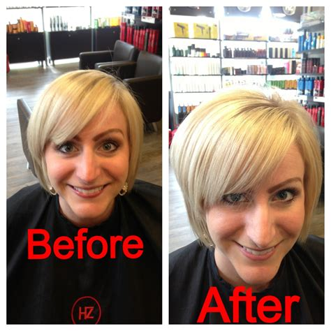 before and after pictures of hairstyles with fine thin hair fine hair teasing trick hairzoo