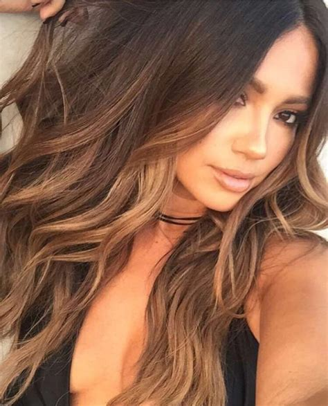 sun kissed hair color best 25 sun kissed hair ideas on brown
