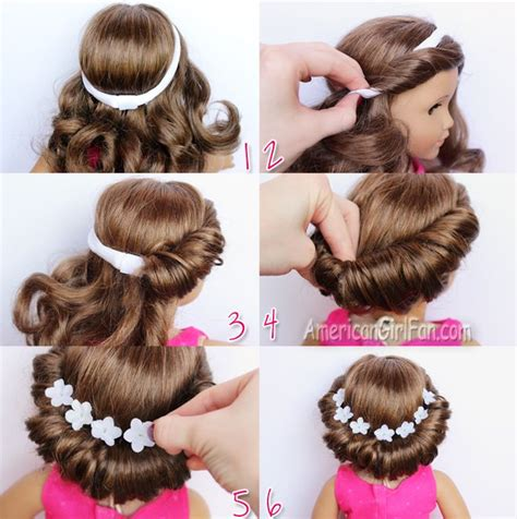 dolls fairstyle step by step photos doll hairstyles step by step black hairstle picture