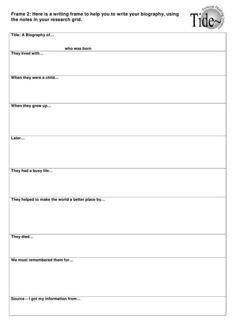 biography questions worksheet worksheet biography