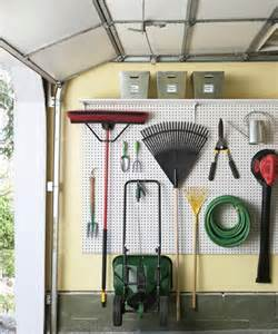 Easy Garage Organization Tips Diy Overhead Garage Storage