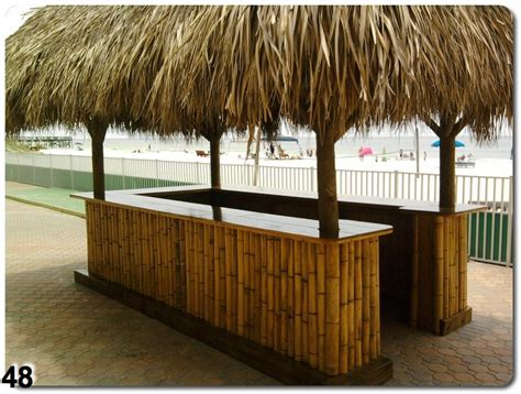 Tiki Bar Construction Custom Tiki Bar Construction Ta Bay Area Florida