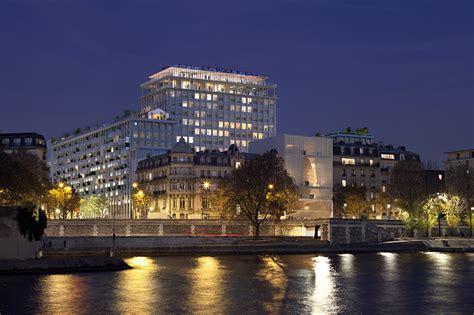 designboom paris shigeru ban unveils r 233 inventer paris proposal