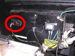blower resistor location my dash fan only operates on high speed on my 2003 monaco i assume it may be the speed