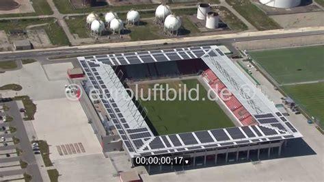 Audi Park Ingolstadt by Stadion Audi Sportpark In Ingolstadt Bayern Youtube