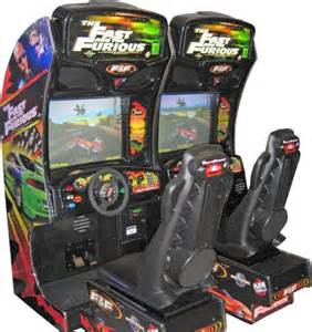 Custom Table Cloth The Fast And The Furious Arcade Machine For Sale