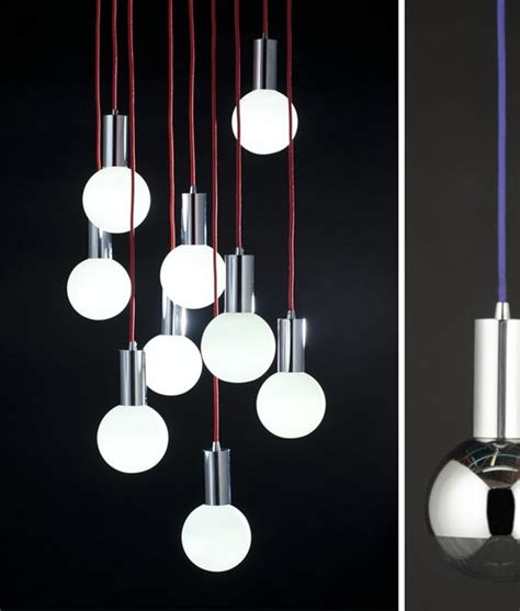Lights Pendants Modern Rhea Led Cord Socket Pendant L By Viso Lighting Modern Pendant Lighting By Surrounding