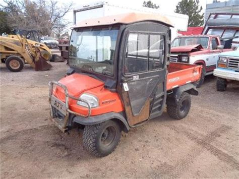 kubota side by side 4 wheeler kubota rtv 900 4x4 diesel atv side by side 4 wheeler