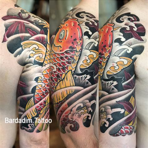 japanese tattoo north west england traditional japanese tattoo bardadim tattoo nyc