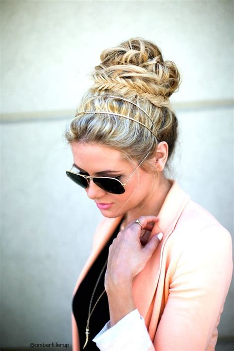 Pretty Braid Hairstyles by 21 All New Braid Updo Hairstyles Popular Haircuts